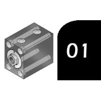 Hydraulic cylinder - 3D CAD Models & 2D Drawings